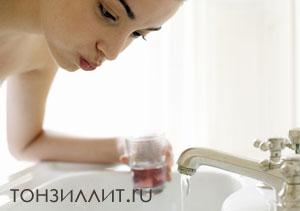 Растворы для полосканий должны обладать свойствами антисептиков