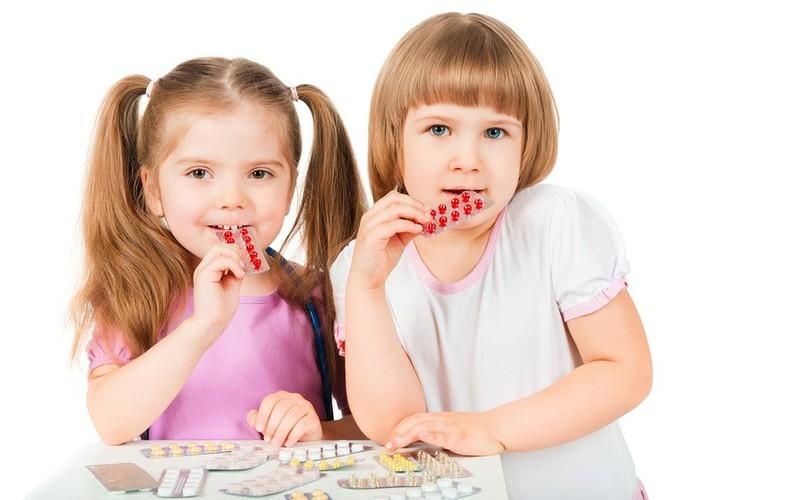 лечение воспаления гланд у детей