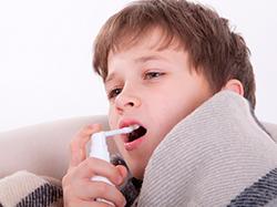 Спрей при тонзиллите у взрослых