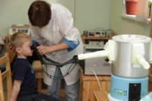 физиотерапия у детей