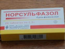 норсульфазол