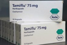 Тамифлю – препарат выбора для лечения особых штаммов гриппа