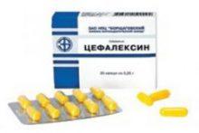 Цефалексин – проверенный антибиотик для взрослых и детей