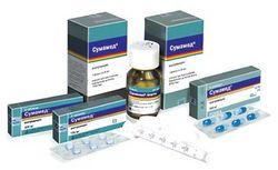 Формы выпуска антибиотиков