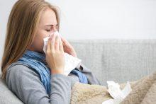 Что делать, если беспокоит боль в горле и насморк