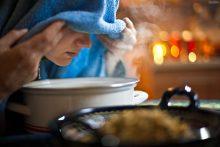 Можно ли проводить ингаляции над картошкой при насморке