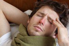 Что делать, если от насморка болит голова