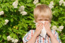 Чем лечить аллергический насморк у детей