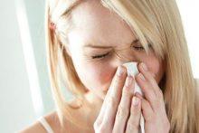 Как вылечить аллергический насморк народными методами