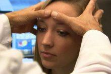 Причины боли в области лба и переносицы при насморке