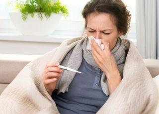 Неприятные симптомы простуды